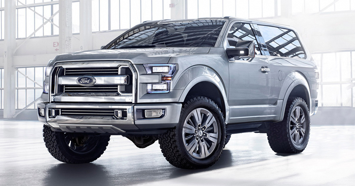 Is The Ford Bronco Making A Comeback?