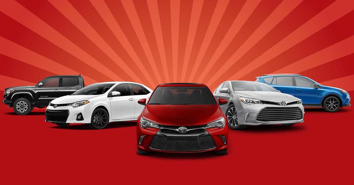 4 Reasons Why Buying a Toyota in 2016 is a Great Idea | Car Reviews