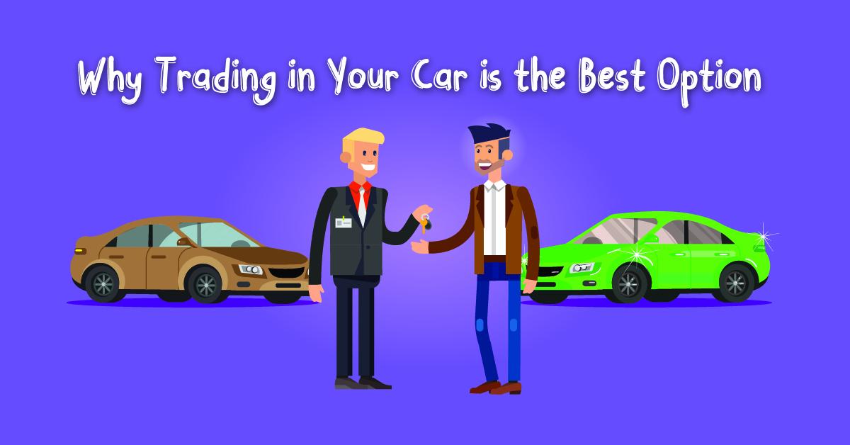 Best option having a car