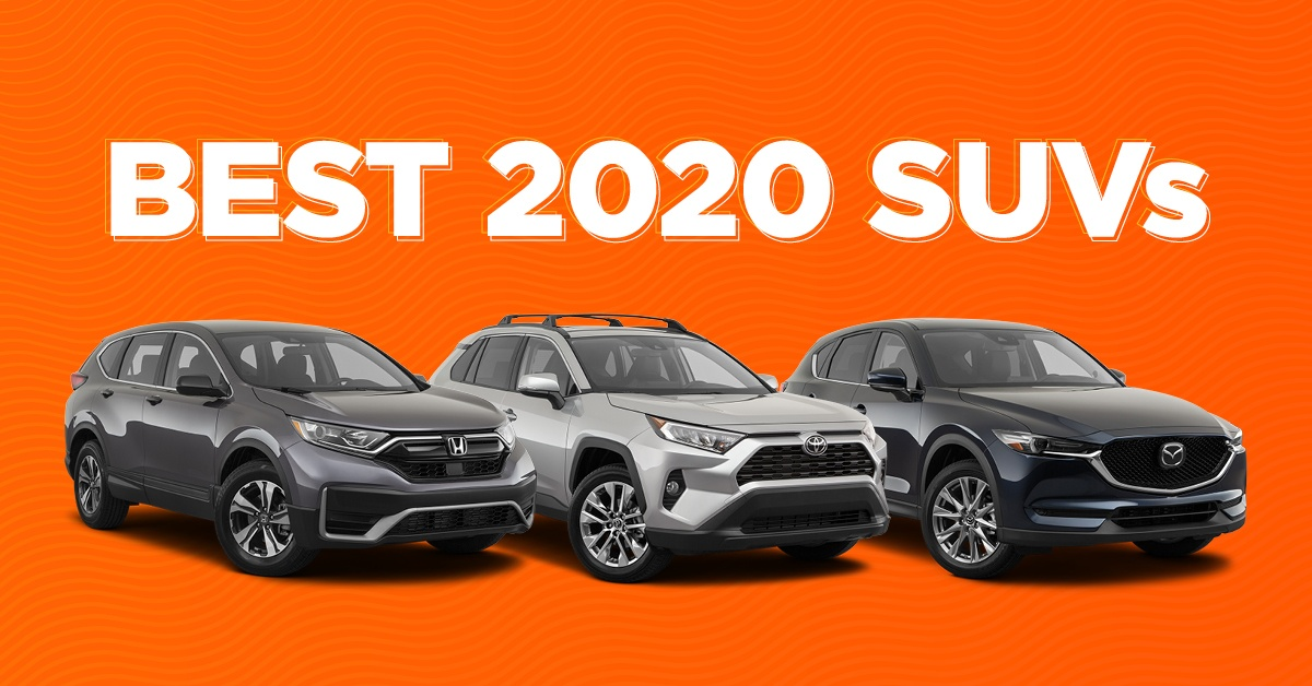 Ranked The Best 2020 Suvs Go Auto